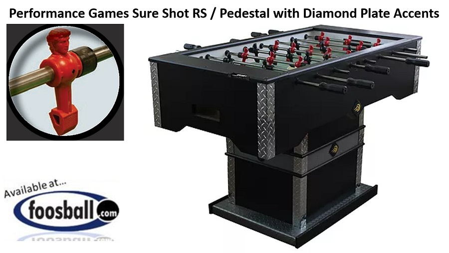 Best Foosball Table For Man Cave Or Ultimate Garage Gameroom