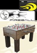 Fireball Foosball